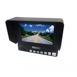 "Weldex WDRV-5041M 5"" Color LCD Backup Monitoring System"