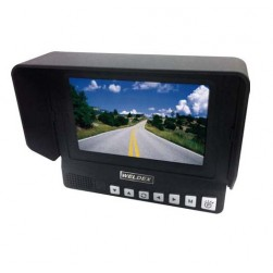 "Weldex WDRV-5063M 5"" Color LCD Backup Monitoring System"