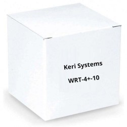 Keri Systems WRT-4+-10 Farpointe Ranger 4 Button Mini Transmitter w/Wiegand Insert (10 Pack)