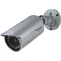 Panasonic WVCW314L Outdoor 650TVL IR Bullet Camera, 2.8-10mm