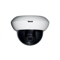 Ganz ZC-DN5212NXAT 700TVL True D/N Dome Camera w/WDR, 2.8-12mm, NVT