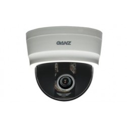 Ganz ZC-DN8312NBA 600TVL True D/N Dome Camera w/DWDR, 3.3-12mm