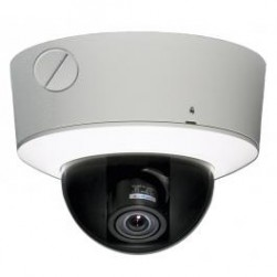 Ganz ZCOH5-DN21NXA 700TVL Outdoor D/N Dome Camera, 2.8-12mm