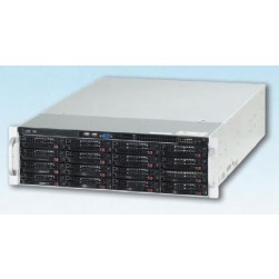 Ganz ZNR-8TB-RL Raid-5 Server, Up to 40 IP Cameras w/DVD-RW, 8TB