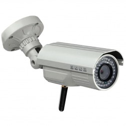 VideoComm ZX-700SR90 2.8mm-12mm Varifocal Wireless Bullet Camera