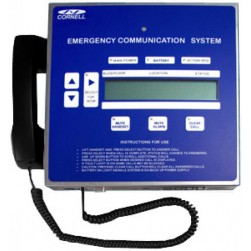 Alpha A-4800R Remote Annunciator with Handset