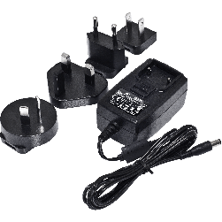 Vivotek AA-231 180° Power Adapter for Select Network Cameras & Devices