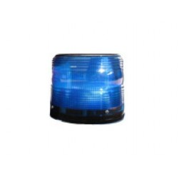 Alpha ABLBBS Replacement Beacon Strobe Unit Blue