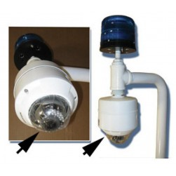 Alpha ABLIPDC Tower IP Color Dome Camera 32G