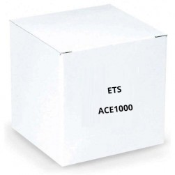 ETS ACE1000 European 100-220VAC to 12VDC 1A Power Supply