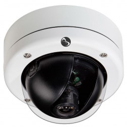 American Dynamics ADCA35DWOC4N Outdoor Dome Camera White 2.8 - 10mm