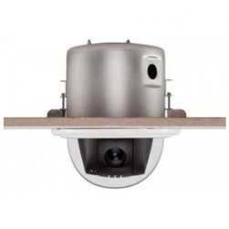 American Dynamics ADCI6PFMKIBS Recessed Flush Mount w/Smoked Bubble