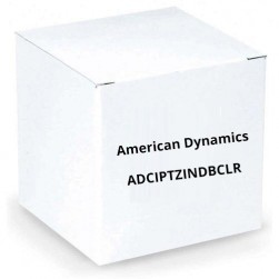 American Dynamics ADCIPTZINDBCLR PTZ Indoor Clear Bubble Cover