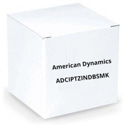 American Dynamics ADCIPTZINDBSMK PTZ Indoor Smoked Bubble Cover Black