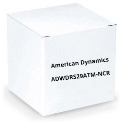 American Dynamics ADWDRS29ATM-NCR Camera Color w/High Resolution WDR