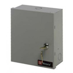 Altronix ALTV248ULCBMI 8 Output Isolated Power Supply, 24VAC @ 12.5 Amp, Isolated Class 2 Rated PTC protected, UL Listed