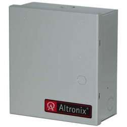 Altronix ALTV248ULMI 8 Output Isolated Power Supply, 24VAC @ 12.5 Amp, Isolated Fused, UL Listed