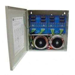 Altronix ALTV2416ULCBI 16 Output Isolated Power Supply, 24VAC @ 25 Amp, Isolated Class 2 Rated PTC protected, UL Listed