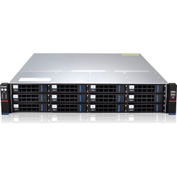 Everfocus Ares128XP-120T 128 Channels 2U Rack Mount Network Video Recorder, 120TB