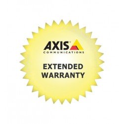 Axis 0934-600 Extension of Warranty for Q6155-E 60HZ US