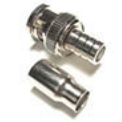Cantek B4 BNC 2-Piece Male Crimp RG7