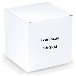 EverFocus BA-SRM NVR, 2U Rack Unit Sliding Rack Mount Kit for Open Frame Rack Cabinet