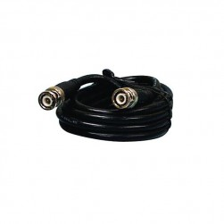 Speco BB3 3' BNC Male to Male Cable
