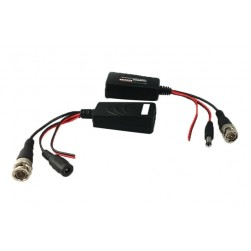 Bolide BE8016HD-PVD 1 Channel HD Video Balun, Power and Data, Pair