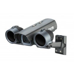 CNB BE5810NCR CNB IR Bullet Camera with Super Digital Noise Reduction (SDNR). Max IR Range: 70m (Indoor), 50m(Outdoor)