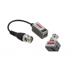 GEM BLN-MTPT2 CCTV Balun BNC Male and BNC Pigtail to Tool less