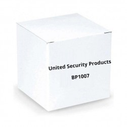 United Security Products BP1007 Decorator Surface Contact Terminals, CC