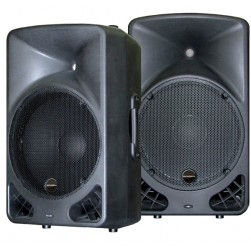 "Bogen BP15DSP Pro Powered Loudspeakers with 15"" Woofer"