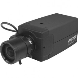 Pelco C20-DW-6 650 TVL Day/Night Wide Dynamic Range Box Camera, NTSC