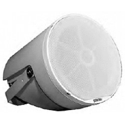 Alpha C55DMSTW Outdoor Speaker-White - 50 Watt