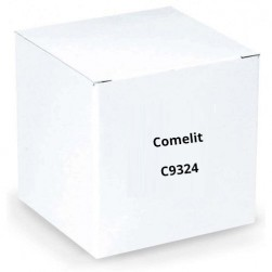 Comelit C9324 Surface Mount Box for C440 &C441 Entrance Panels, Stainless Steel