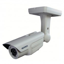 Nuvico CB-HD39N-L 600TVL D/N Outdoor Bullet Camera w/24 LEDs, 2.8-11mm