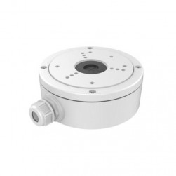 Hikvision CBXS Conduit Base Junction Box for Dome Camera, White