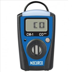 Macurco MACU-CM-1 Carbon Monoxide CO Single-Gas Monitor