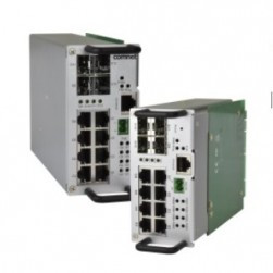 Comnet CNGE12FX4TX8MSPOE/TS2 Traffic Detector Hardened Managed Switch