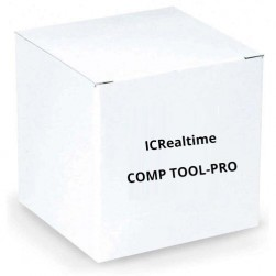 ICRealtime COMP TOOL-PRO Radial Bubble Comp Tool Blue for F-Conn Connectors