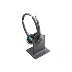Cisco CP-HS-WL-562-S-US= 562 Wireless Dual Headset with Standard Base Station