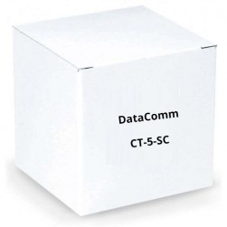 DataComm CT-5-SC 5 PACK, Solid Covers for Cable Trench