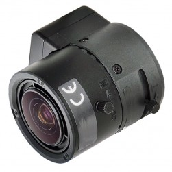 Cantek Plus CTP-MPTL2812A 3 Megapixel IR Corrected Auto Iris Lens CS Mount Type, 2.8-12mm
