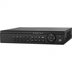 Cantek Plus CTPR-NH404P4 4 Channel Network Video Recorder with 4 PoE Ports, No HDD