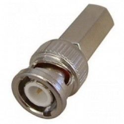 Cantek CT-CT5019/RG6T BNC/RG6 Twist Connector