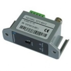 Cantek CT-VB351T 1Ch Active Video Balun - Video Tx / Plastic Case