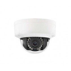 Cantek Plus CTP-TLF13NV 3 Megapixel IR Outdoor Dome Camera, 4mm Lens
