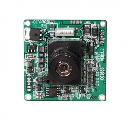 Speco CVC521BC2-2 600 TVL Color Compact Board Camera, 2.2mm Lens