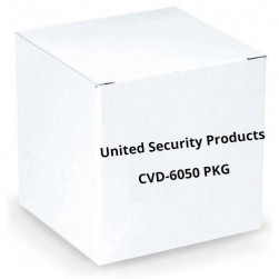 United Security Products CVD-6050 PKG Cellular Dialer with Speaker, 50' cable, PLS, PRS and PB12P