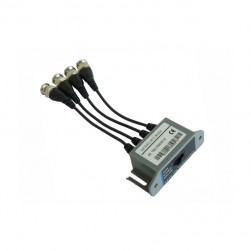 Cantek CT-W-VB804M 4 Channel Passive Video Balun (Video Transceiver, Plastic)